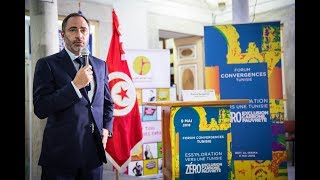 Forum Convergences Tunisie, 9 mai 2018