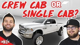 Crew Cab or Single Cab!? || This or That