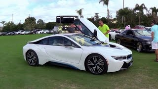 bmw i8 ultimate driving hybrid supercar top speed 159 mph 256 km h