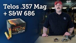 Clear Impact: TELOS 357 S&W 686+