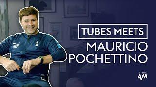 Poch to manage England?!? | Tubes Meets Mauricio Pochettino