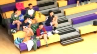 MOV 3254 景天女排對王余家潔冠軍賽~①17 3 23