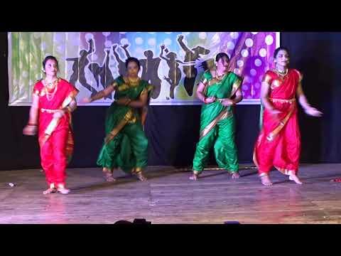 Ambe Krupa Kari and Ude ga ambe Ude::Dance Performance