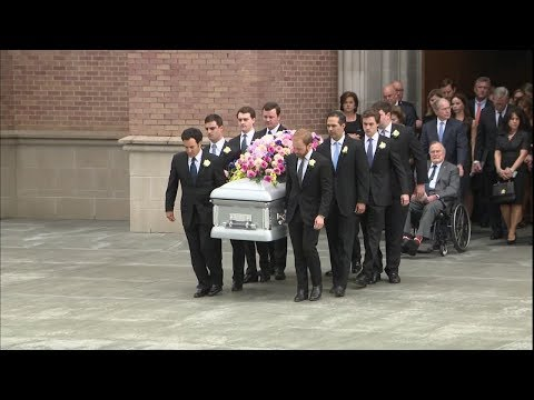 Barbara Bush Funeral | Full Live Stream