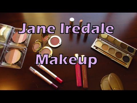 Mega HAUL + Swatches: Jane Iredale Cosmetics | All-Natural, Non-Toxic, Cruelty-Free