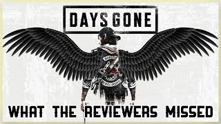 WHY DAYS GONE  S A REVELAT ON FOR S NGLE PLAYER GAMES   WHAT THE REV EWERS M SSED