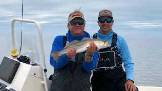 Steinhatchee Florida Inshore Fishing for Redfish and Speckled Trout