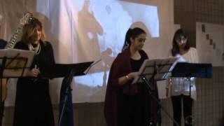 Il Paradiso: Oltre il silenzio delle donne di Valeria Palumbo