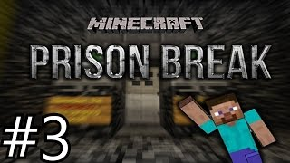 Map aventure minecraft - Prison break #3