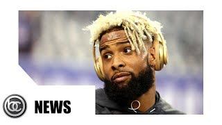 Video Of Odell Beckham Jr Smoking Blunt, Cocaine & Pizza