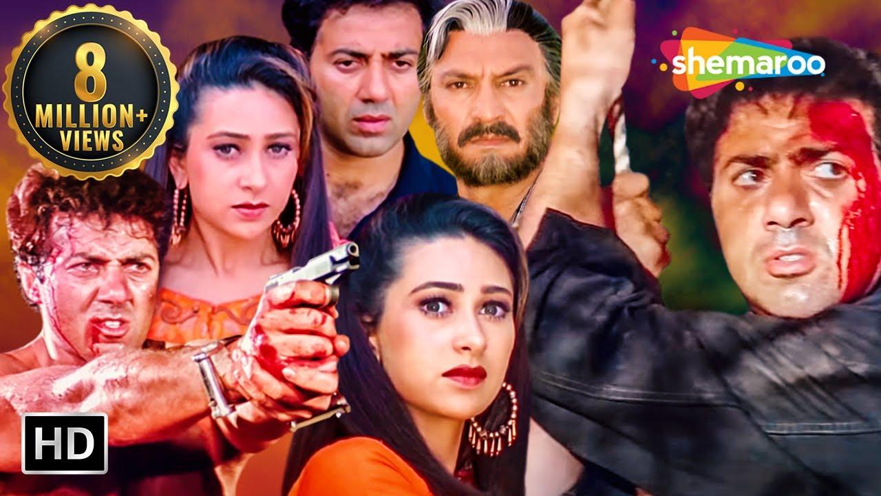 Download सनी देओल की सबसे खतरनाक फिल्म | Sunny Deol Latest Blockbuster Movie | Ajay