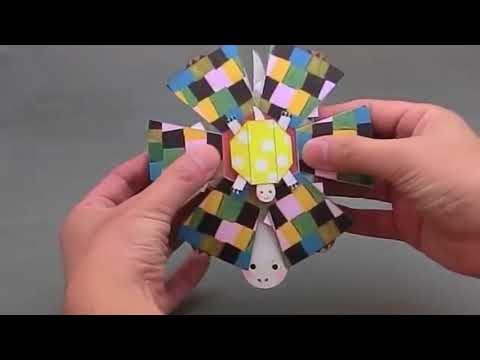 Amazing Japanese Paper Toys With A Surprise