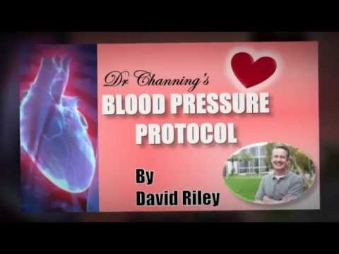 Blood Pressure Protocol by Dr. Channing