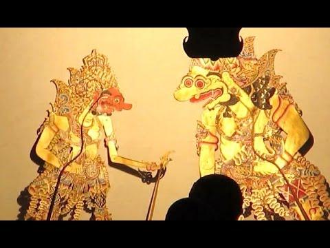 WAYANG Bahasa ARAB - Javanese Shadow Puppet - Direct Translation in Arabic [HD]
