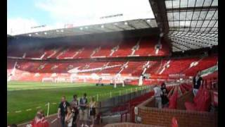 Manchester United Old Trafford Stadium Museum & Tour