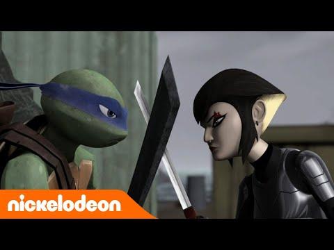 Черепашки-ниндзя | 1 сезон 20 серия | Nickelodeon
