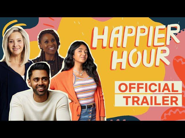 Trailer | Happier Hour | A Netflix Social Series