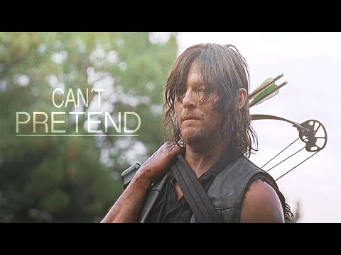 Daryl Dixon - Can't Pretend (5x13)