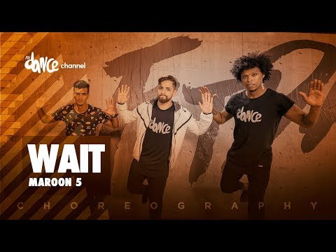Wait - Maroon 5 | FitDance Channel (Choreography) Dance Video