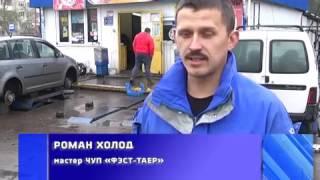 2016-11-09 г. Брест. Безопасная дорога зимой: информация ГАИ. Новости на Буг-ТВ.