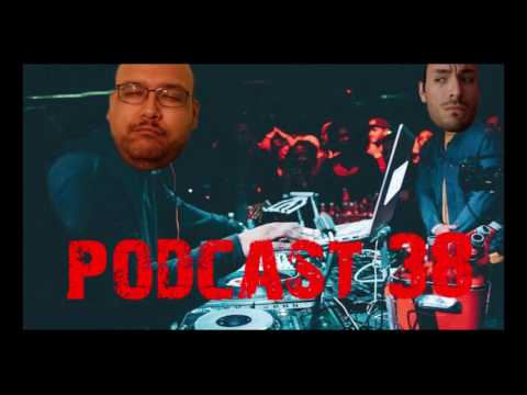 Podcast 38: DJ Gig - UFC 209 - Browser History