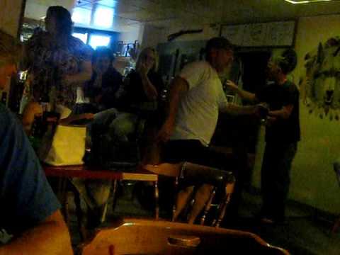 Random drunk guy at Myja
