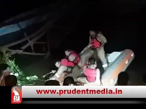 CURCHOREM BRIDGE COLLAPSE: RESCUE OP ON; MANY STILL MISSING│Prudent Media Goa
