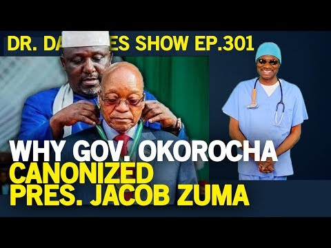 Dr. Damages Show – Episode 301: Why Gov. Okorocha Canonized