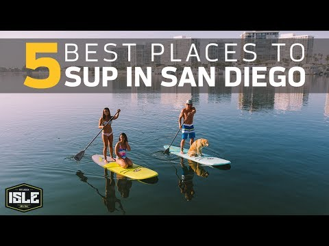 The 5 Best Places to Paddle Board in San Diego, CA