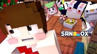 스폰지밥 세상에서 특수능력 숨바꼭질!! [스폰지밥 숨바꼭질: 마인크래프트] Minecraft - Hide and Seek - [도티]