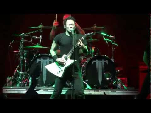 Trivium - Torn Between Scylla and Charybdis (LIVE HD) - Festival Pier, Philly 8/19/12