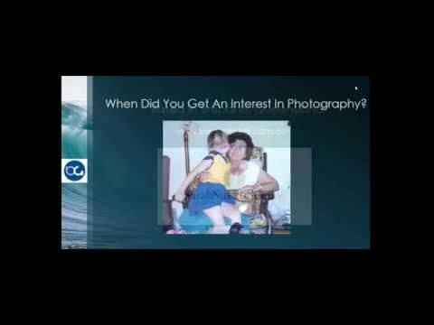 Bernie Griffiths talks to Photographer Sarah Streets