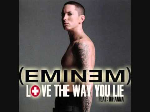 Eminem ft. Rihanna - Love The Way You Lie (Audio)