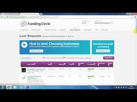 Getting high interest rates on savings using Funding Circle - Ditch My Job!