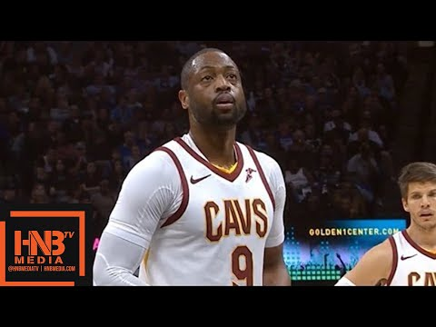 Cleveland Cavaliers vs Sacramento Kings 1st Half Highlights / Week 11 / Dec 27