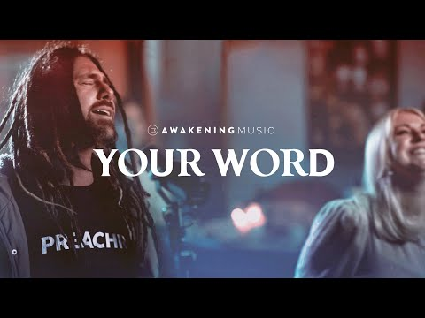 Your Word (Live Studio Recording) | Awakening Music [feat. Daniel Hagen and Ally Dowling]