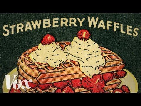 Let's face it — American breakfast is really dessert