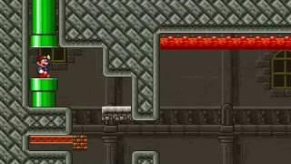 mario worker: Youzaki Tyrani world 8 part 2 - koopas star