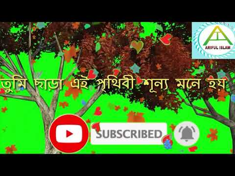 Bangla Album Song _tumi Chara ___WHATSAPP_STATUS_VIDEO __PRESENTETION_BY_ARIFUL