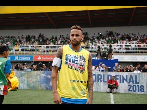 Behind The Scenes by Neymar Jr - Neymar Jr's 5