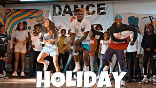 Holiday Lil Nas X Dance Choreography Dance98 MP3