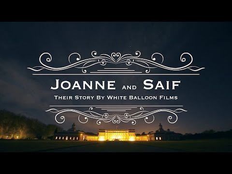 Hopetoun House Wedding | Edinburgh | White Balloon Films