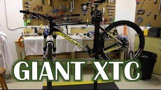 Frame: Giant XTC Wheels: Sun Ringle Charger Pro Fork: Manitou Circu...