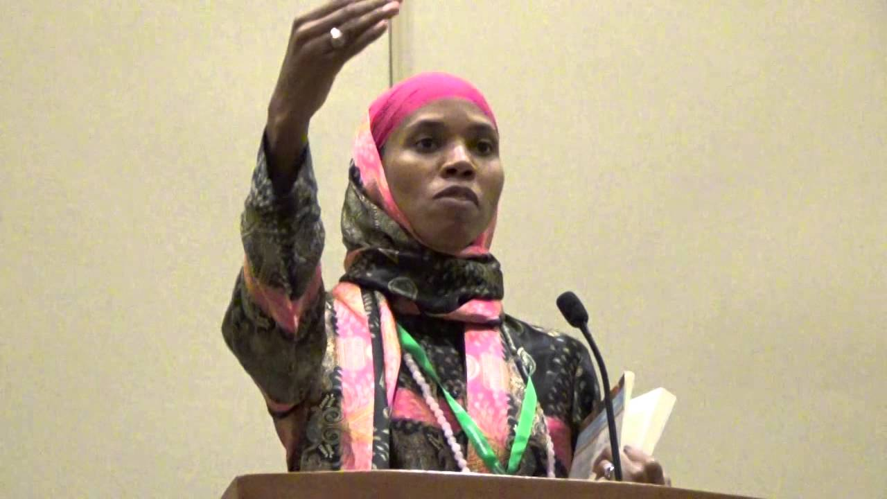 women muslim African american
