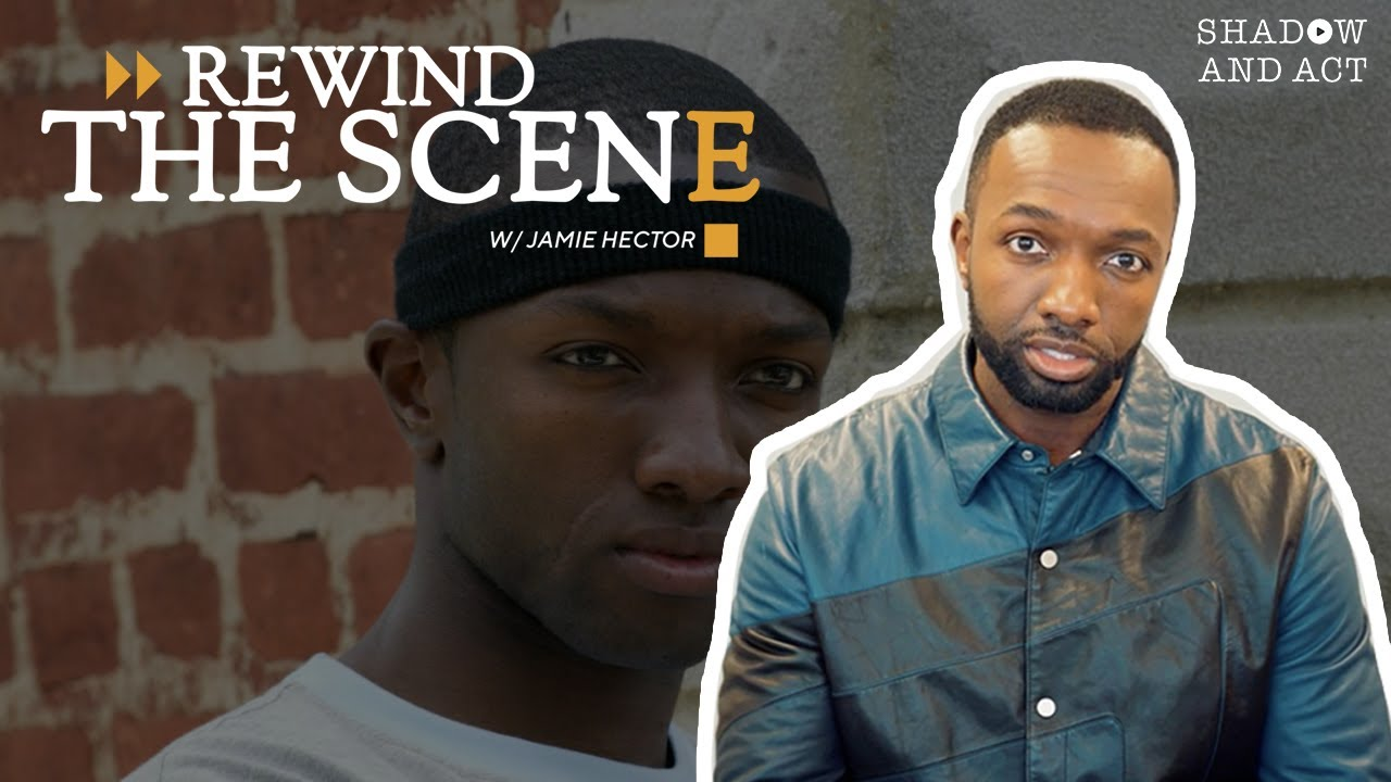 Jamie Hector On Marlo Stanfield's 'My Name Is My Name!' Scene In The Wire | Rewind Th