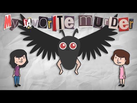 My Favorite Murder ANIMATED - Mothman thumbnail
