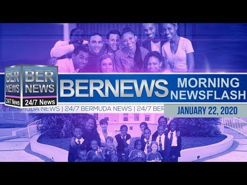 Bermuda Newsflash For Wednesday, January 22, 2020