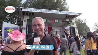OLGA TAÑÓN ORLANDO FLORIDA RECIBE LLAVE DE ORLANDO FLORIDA