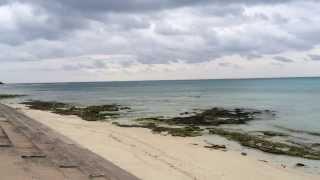 久米島|奥武島|畳石