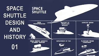 Design of the Space Shuttle 01 - Early Spaceplane Concepts